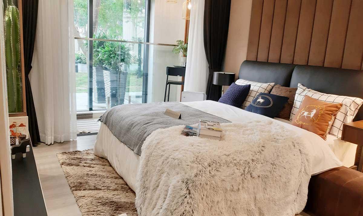 Phòng ngủ thiết kế Master