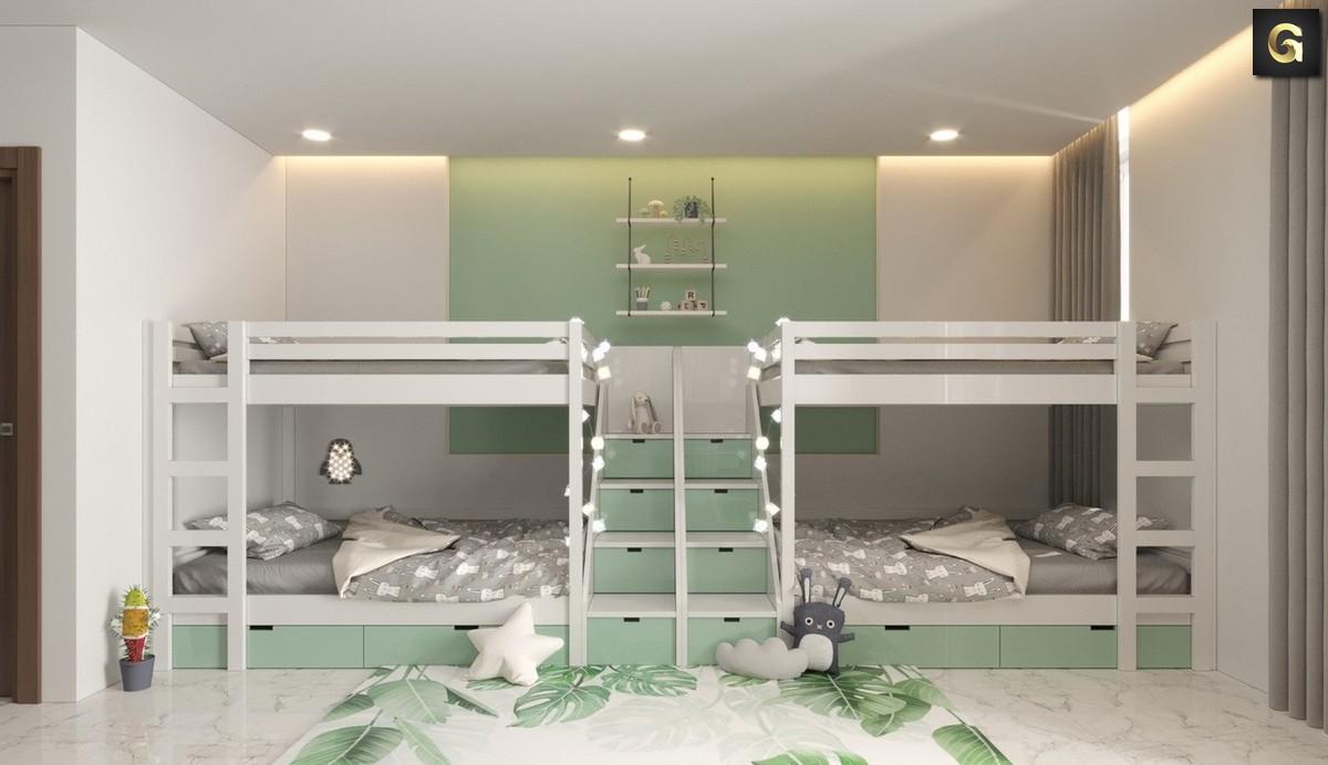 Phòng ngủ dành cho trẻ em của dự án Astral City Bình Dương