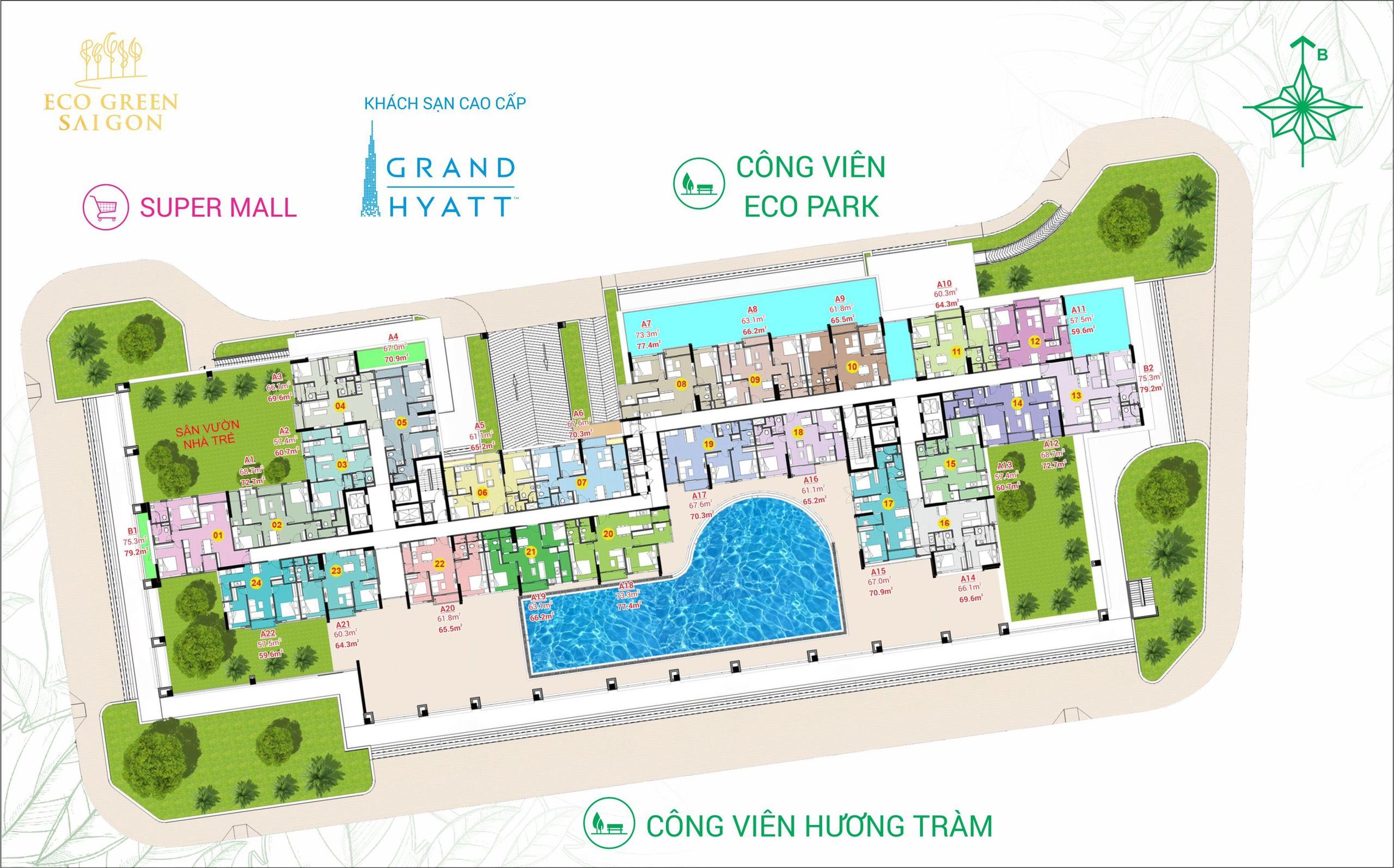 mat-bang-toa-hr3-eco-green-sai-gon
