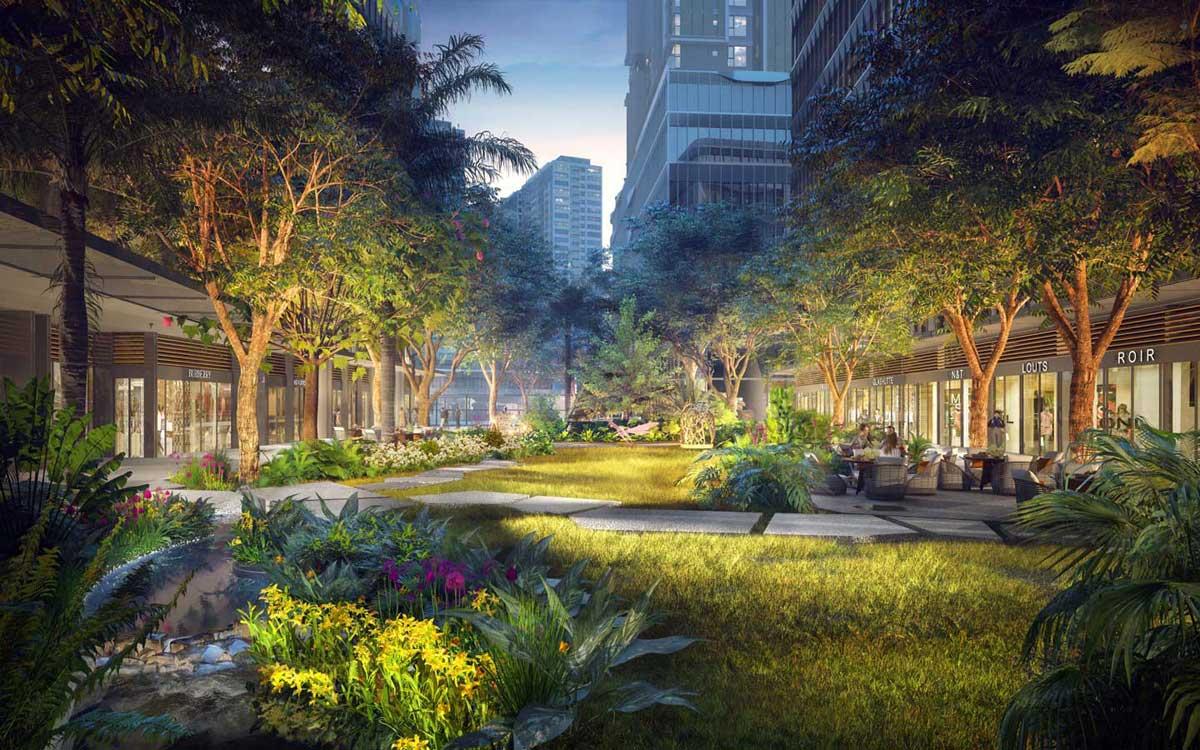 Công viên vui chơi giải tríStella En Tropic