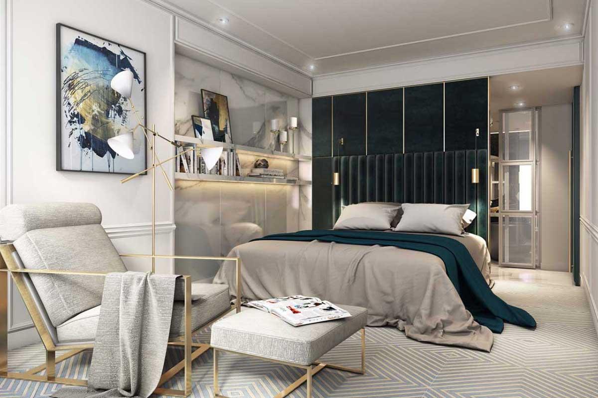 Phòng ngủ Stella En Tropicrộng rãi ấm cúng