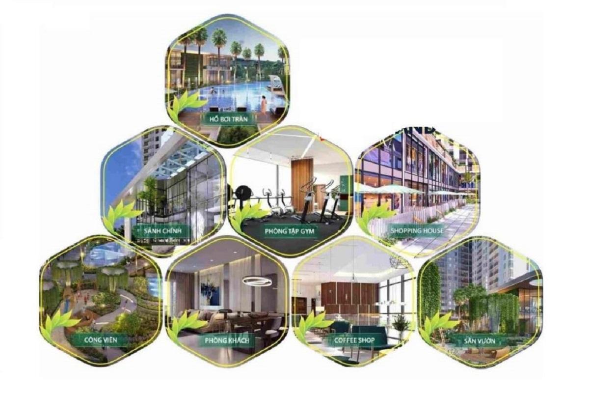Nhiều tiện ích chất lượng tại dự ánStella En Tropic
