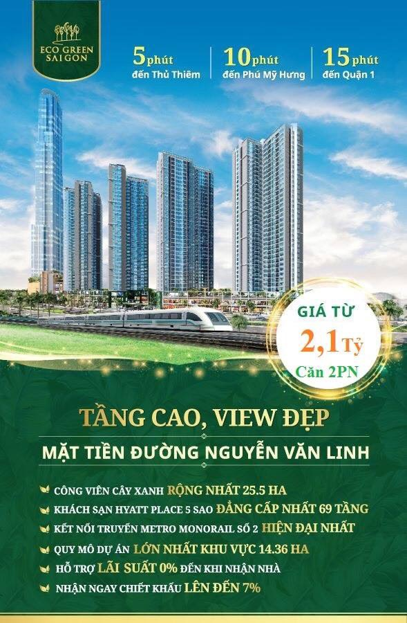 Eco green Quận 7