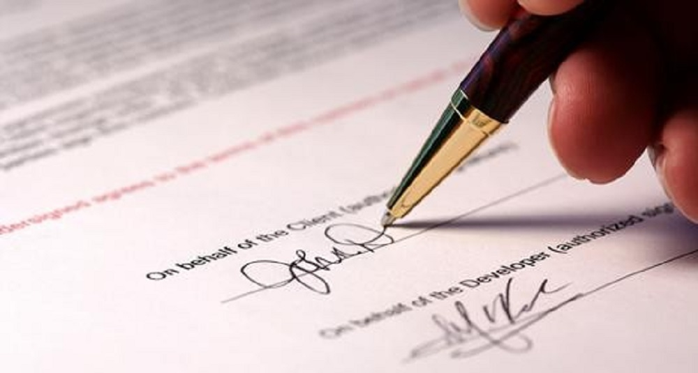 Mẫu hợp đồng thuê nhà mới nhất năm 2021 [Chuẩn pháp lý]