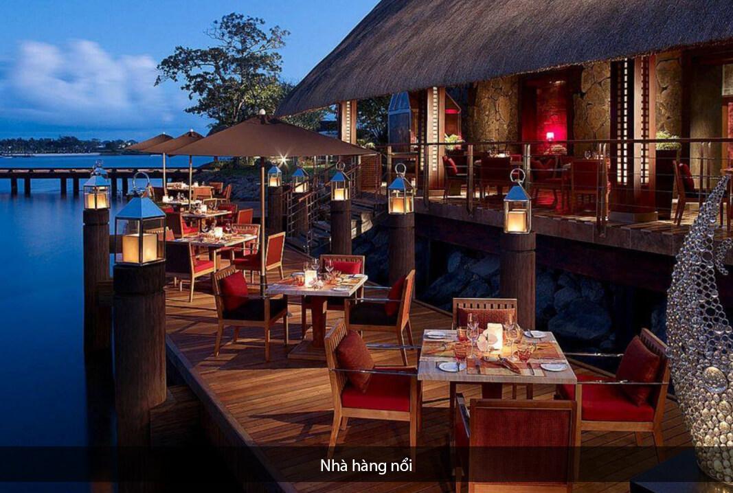 nhà hàng summerland