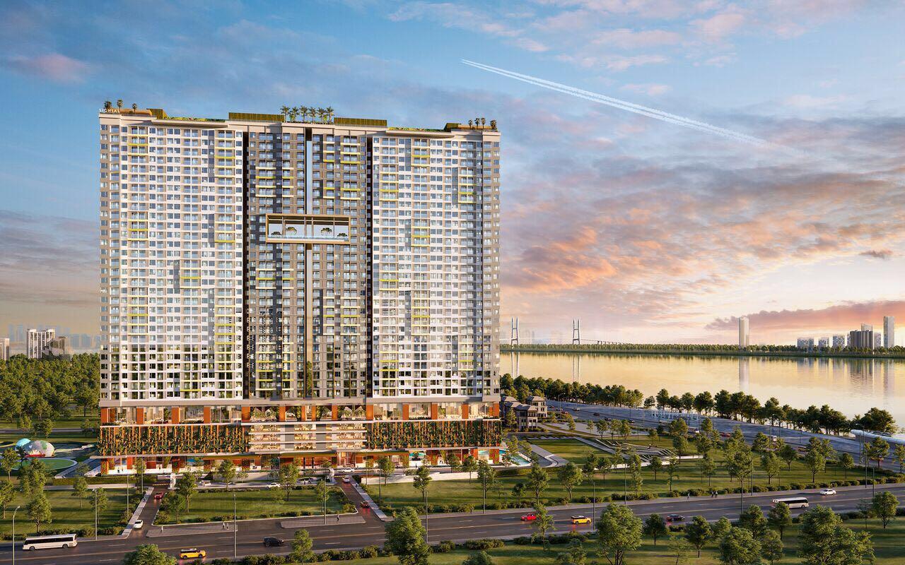 Phối cảnh dự án căn hộ Signial quận 7